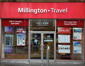 Freedom team up with Millington Travel